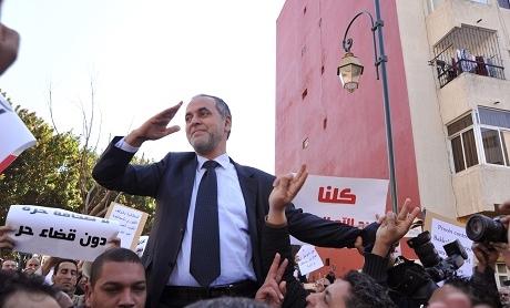 نـداء فرع فاس لباقي الفـروع بخصوص متابعة الزميل عبد الله البقالي