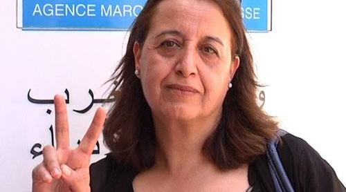 بلاغ عن الوقفة الاحتجاجية التضامنية مع الصحفية فاطمة الحساني
