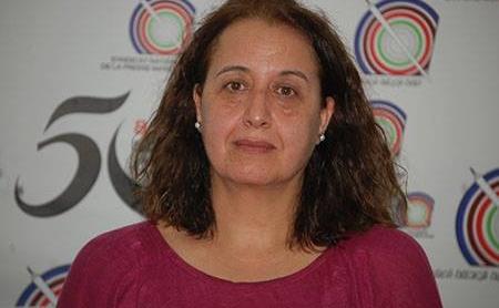 الصحافية فاطمة الحساني الموقوفة عن العمل تفضح بهتان إدارة لاماب