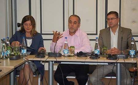 نقابة الصحافة والمجلس الأوربي يتدارسان تجارب المجلس الوطني للصحافة- فيديو