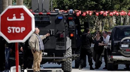 وقفة تضامنية أمام السفارة التونسية بالرباط