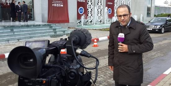 النقابة تستنكر الاعتداء على مراسل قناة العربية بتطوان