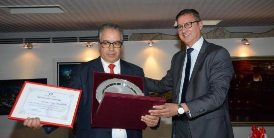 احتفال النقابة الوطنية للصحافة المغربية باليوم الوطني للإعلام