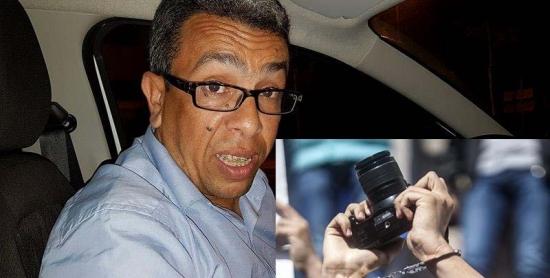 بلاغ حول اعتقال الصحافيين أثناء تغطيتهم لفعاليات حراك الريف