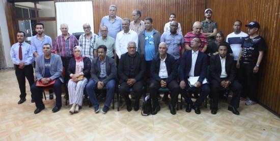 بلاغ بشأن تجديد هياكل فرع القنيطرة  للنقابة الوطنية للصحافة المغربية