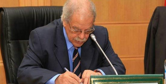 رحيل أحد أعمدة الإعلام الوطني خالد مشبال